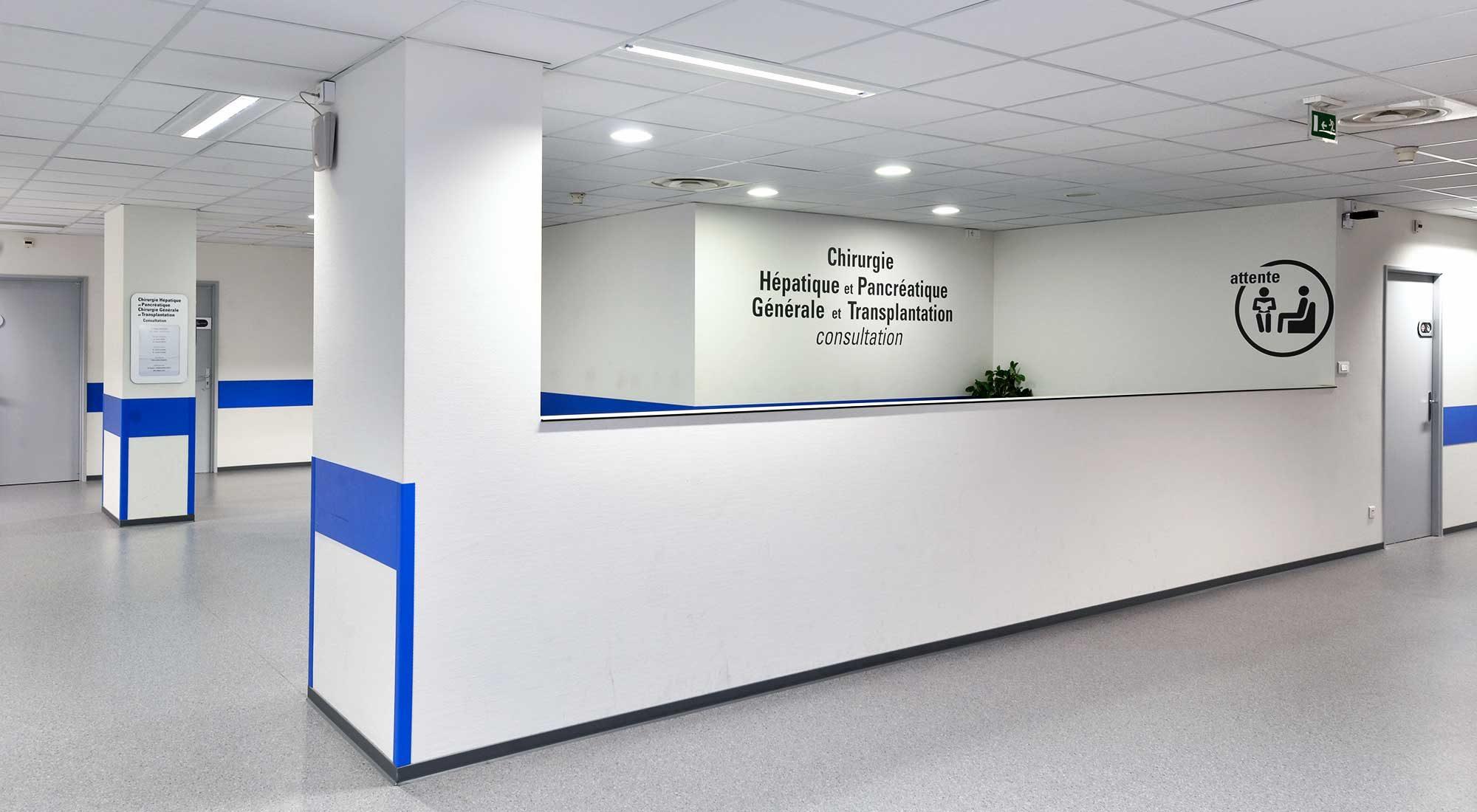 Chirurgie Foie Pancréas - Hôpital Strasbourg Hautepierre CHU - Le Service