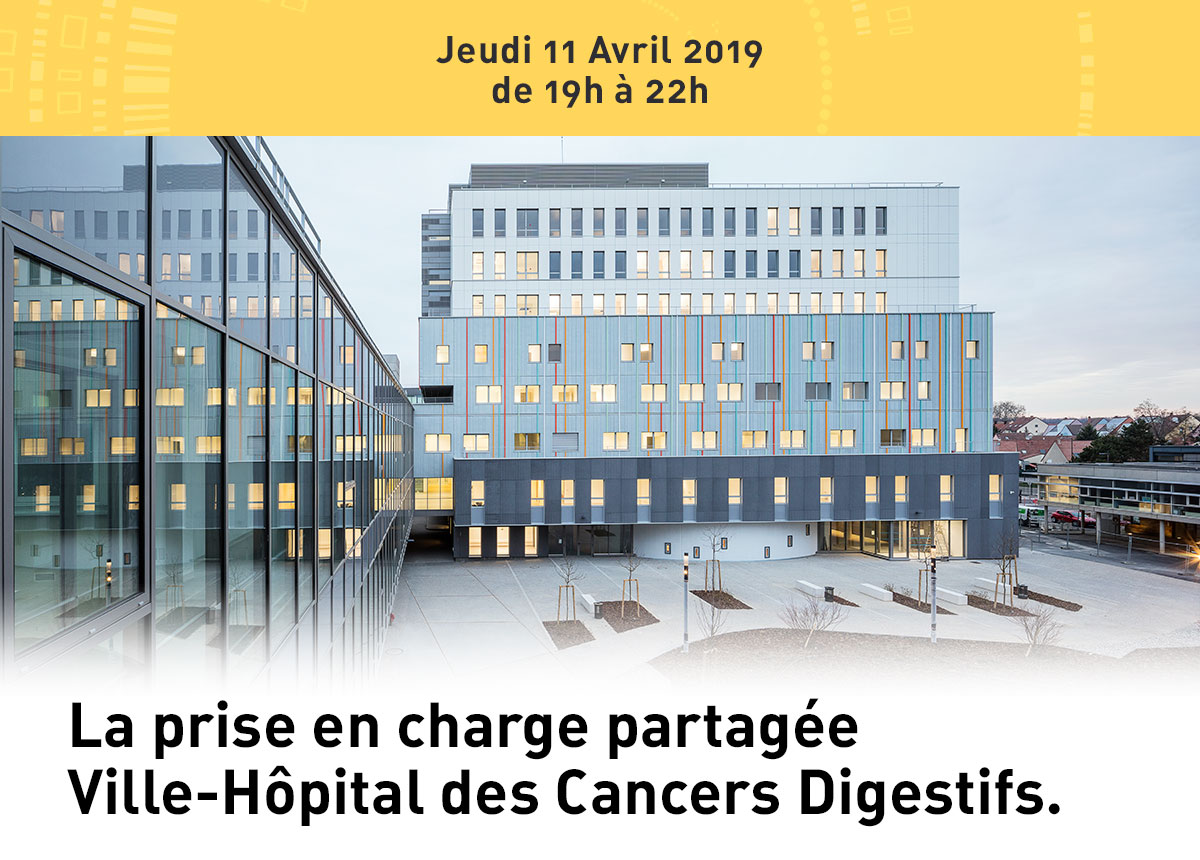 La prise en charge partagée Ville-Hôpital des Cancers Digestifs